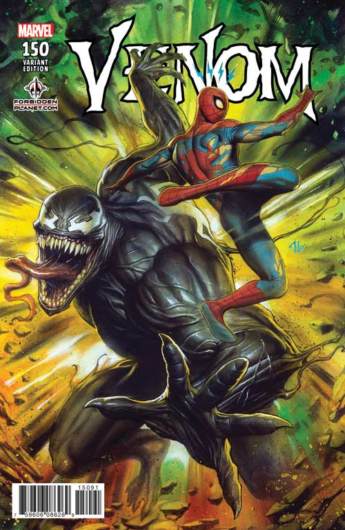 Venom #150 (Forbidden Planet Exclusive)