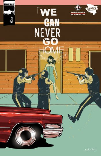 We Can Never Go Home #3 (FP/JP Variant)