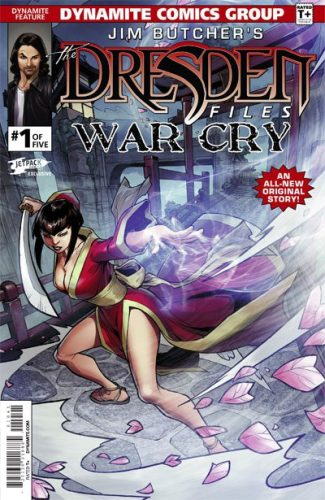 Dresden Files: War Cry #1 (Jetpack Edition)