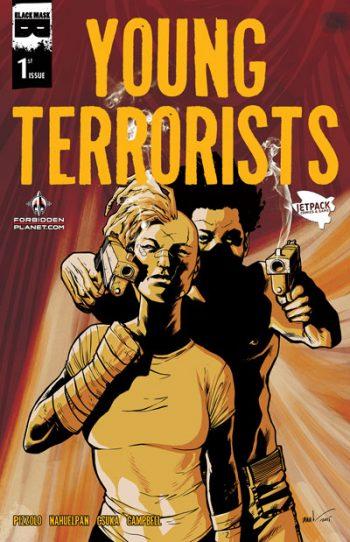 Young Terrorists #1 (Forbidden Planet/ Jetpack Comics)