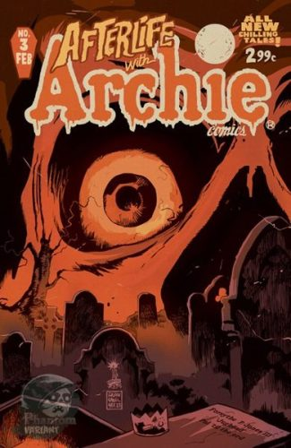 After Life With Archie #3 (Phantom Variant)