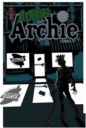 Afterlife With Archie #1 Dual Jetpack Exclusive