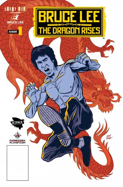 Bruce Lee #1 (Jetpack Exclusives)