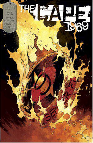 The Cape 1969 #3 Jetpack Exclusive