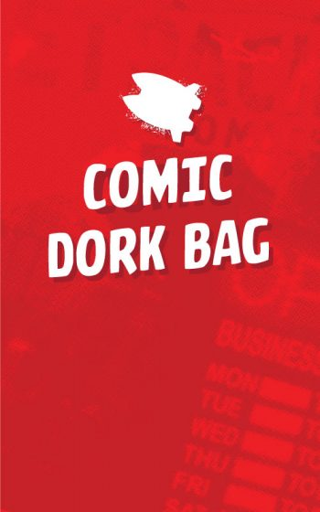 Mixed Jetpack Comic Dork Bag