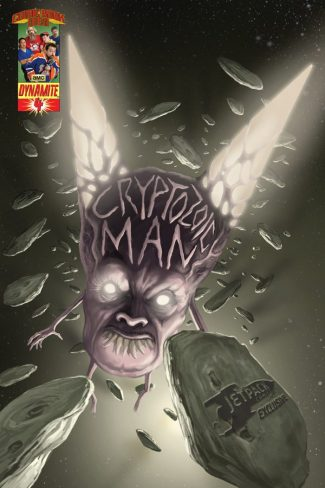 CRYPTOZOIC MAN #4 (Jetpack Edition)