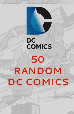 50 Random DC Comics