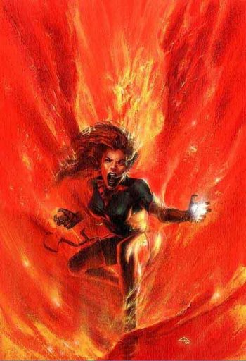 Phoenix Resurrection Virgin Dell'Otto Variant