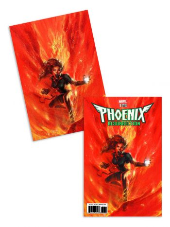 Phoenix Resurrection Dell'Otto Variant Pair