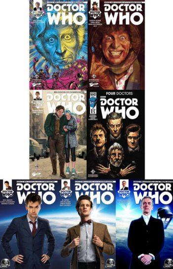 Doctor Who Holiday Bundle