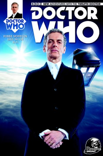 Doctor Who The Twelfth Doctor #1 (Phantom Variant)