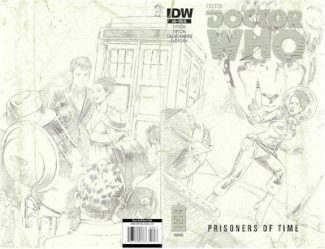 Doctor Who Prisoners Of Time #10 Wrap Jetpack Exclusive