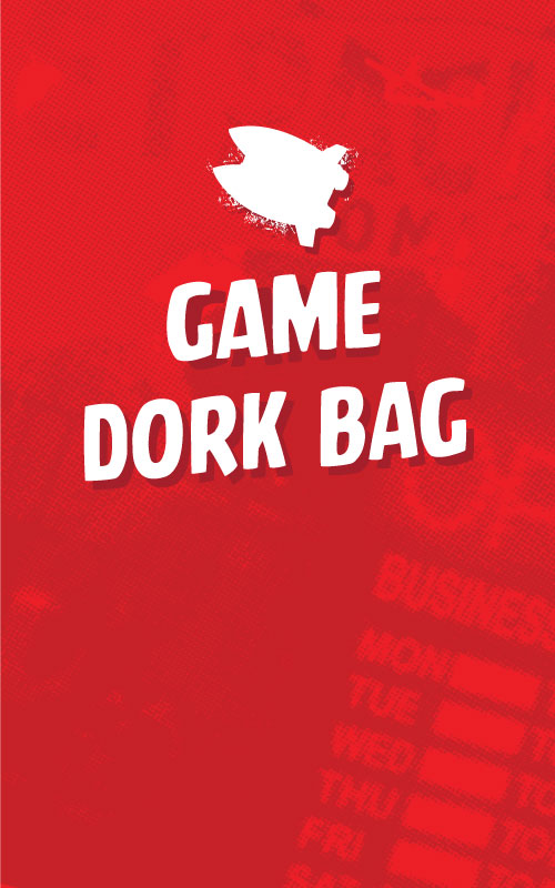 Mixed Classic Jetpack Game Dork Bag