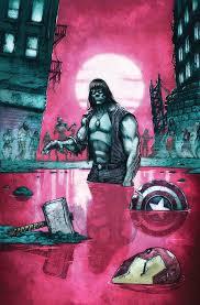 Marvel Zombie #1 (Marvel Comics)