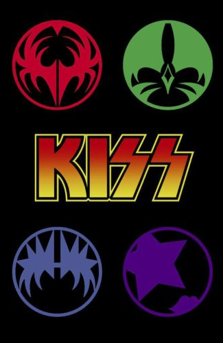 The #comicmarket KISS #1 Exclusive