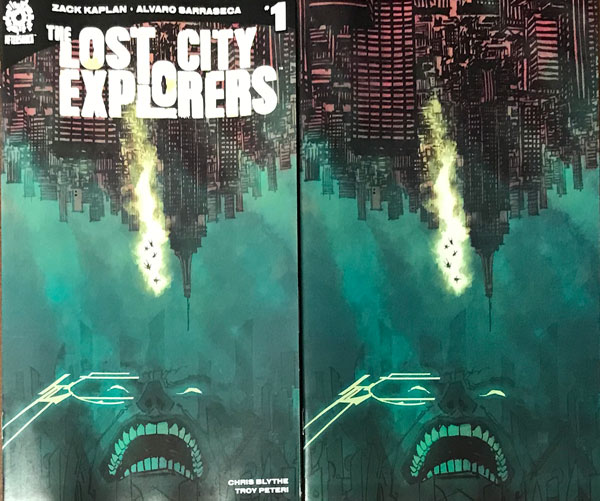 Lost City Explorers Set (Jetpack Exclusives)