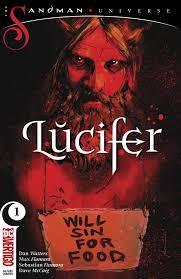 Lucifer #1 (Vertigo)