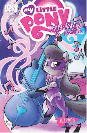 MLP #12 (The Jetpack Edition)