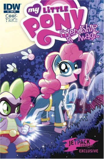 MLP #3 (The Jetpack Edition)