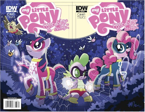 MLP #3 (The Artists Roughs shared edition)