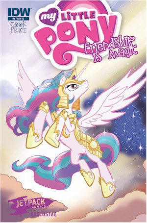 MLP #4 (The Jetpack Edition )