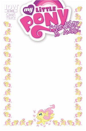 MLP #4 (SECRET Cover)