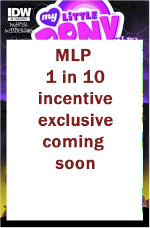 MLP #8 (RI Cover)