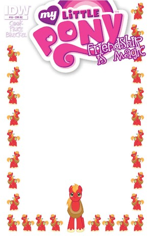 MLP #10 (SECRET Cover)