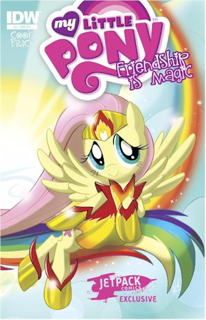 MLP #1 (The Jetpack Edition)