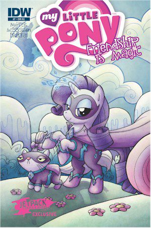 MLP #7 (The Jetpack Edition)