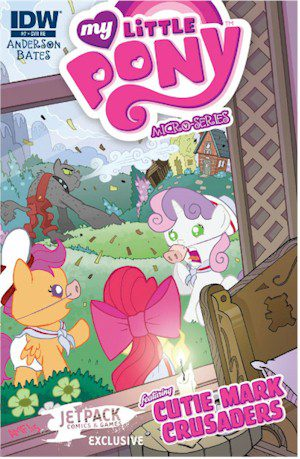 MLP Micro #7 (Jetpack Edition)
