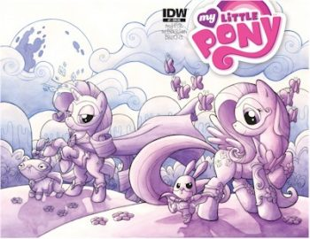 MLP #7 (The Artists Roughs Shared Edition)