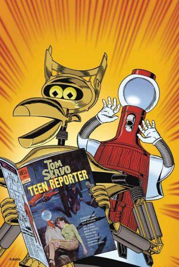 Mystery Science Theater 3000 #1 (Steve Vance Variant)
