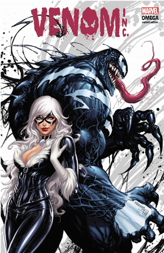 Venom Omega (Tyler Kirkham Limited Edition Exclusive – A Cover)