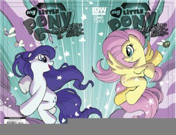 MLP #2 (The Artists Roughs Shared Edition)