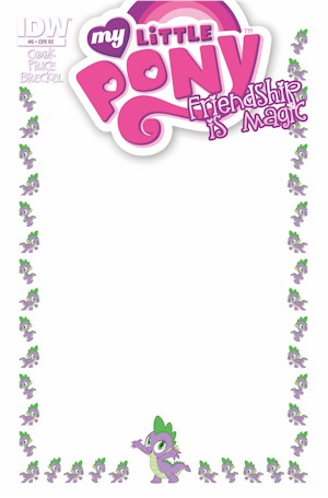 MLP #9 (SECRET Cover)