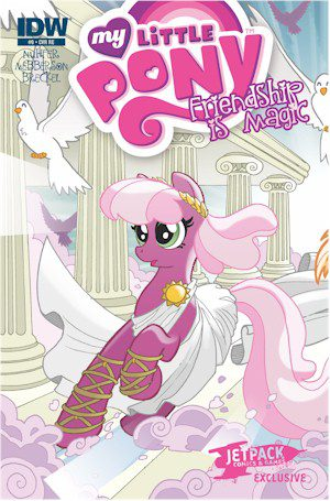 MLP #9 (The Jetpack Edition)