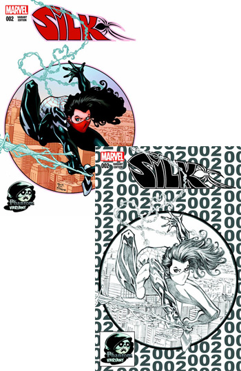 Silk #2 (Phantom Exclusive Set)