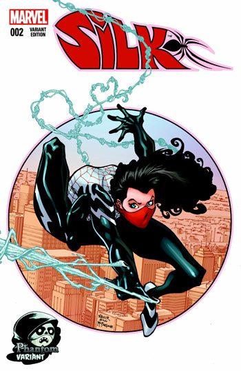 Silk #2 (Phantom Exclusive)