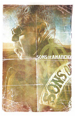SONS OF ANARCHY #1 – The Jetpack / Forbidden Planet Edition
