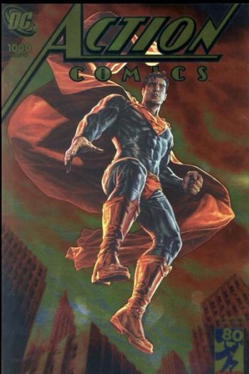 ACTION COMICS #1000 (DC COMICS BOUTIQUE GOLD FOIL EDITION)
