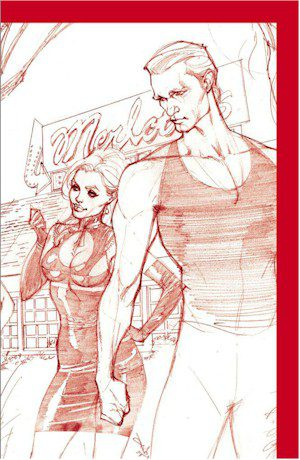 TRUE BLOOD: Tainted Love #3 The Jetpack Exclusive