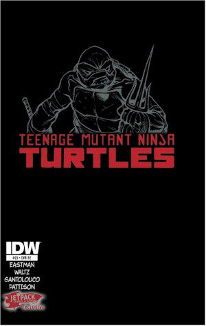 TMNT #23 Super Limited – Only 250 Copies Of These!