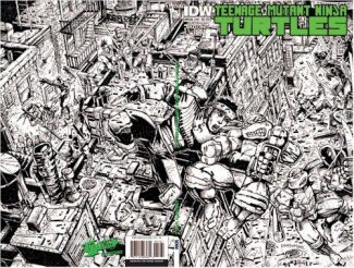 TMNT Annual – Jetpack Eastman Inked Edition