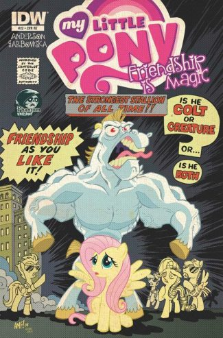 My Little Pony #22 (Phantom Variant)