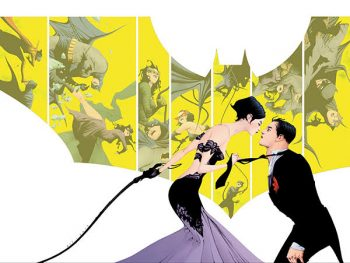 BATMAN #50 (JAE LEE COVER A WITH LOGO)