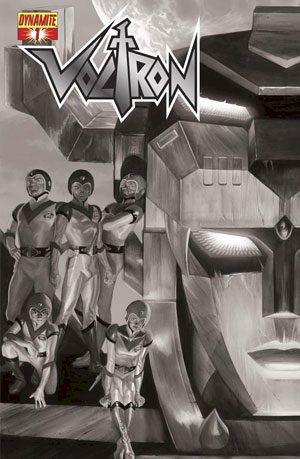 VOLTRON #1 #comicmarket Edition