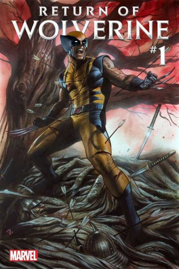 Return Of Wolverine #1 (Cover A Trade Dress 3000 Printed)