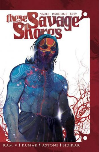 These Savage Shores #1 (Christian Ward – White Noise Variant)