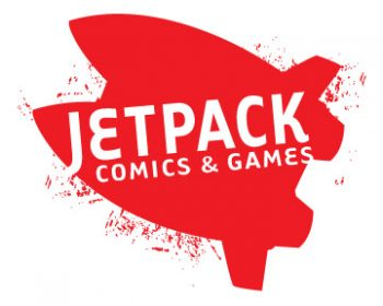 Jetpack Comics Gift Card